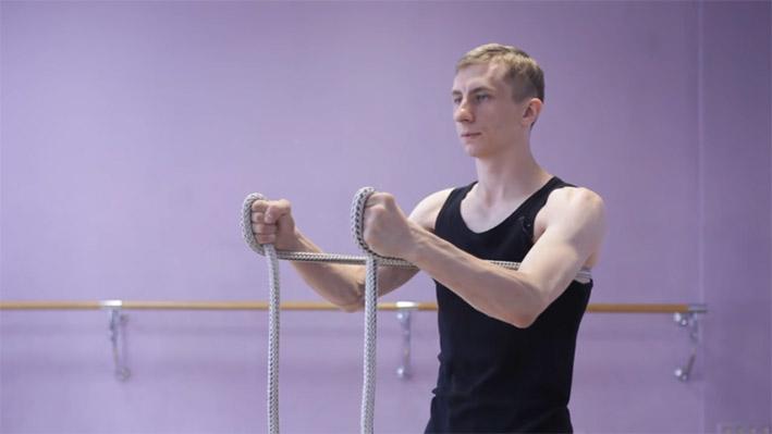 Изометрическое упражнение 1