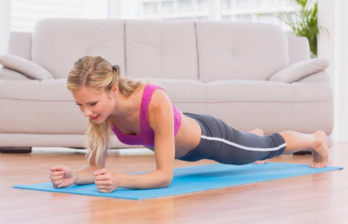 домашняя программа тренировок для девушек для похудения