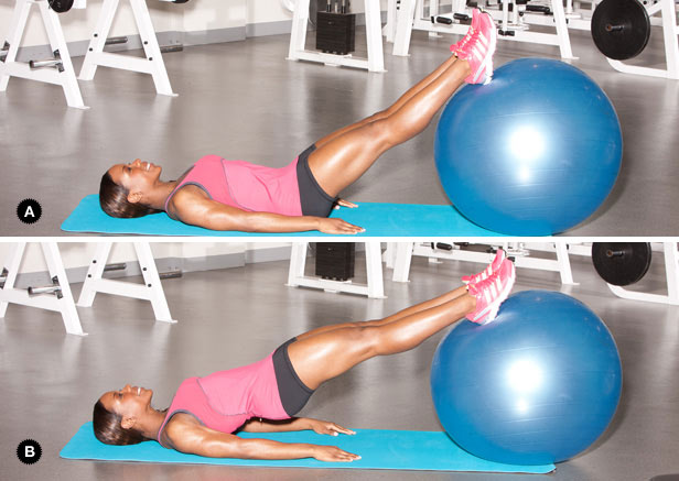 Супер-сжигающая тренировка для верхней части тела