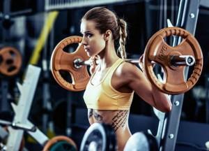 Силовой тренинг для женщин - мифы и реальность