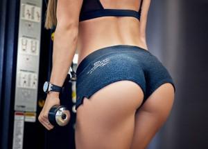 Ягодицы - упражнения, анатомия, особенности тренировки