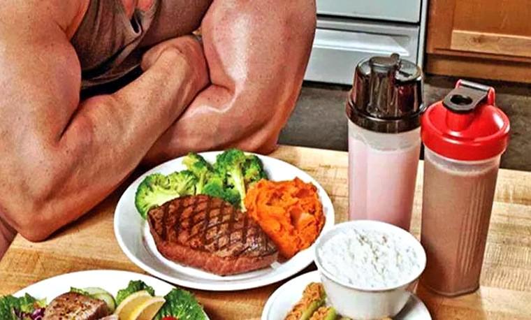 Как белок превращается в мышцы