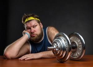 Как не бросить тренировки