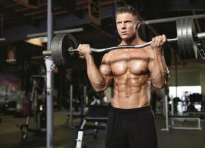 Подборка упражнений для тренировки бицепсов