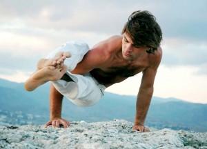 Польза йоги для мужчин