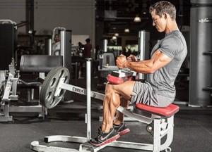 Основные упражнения на икры ног