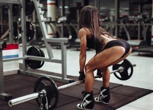 Классическая становая тяга - информация для женщин