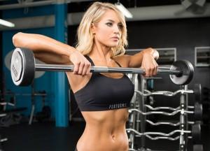 Качаем дельты - комплекс упражнений для девушек