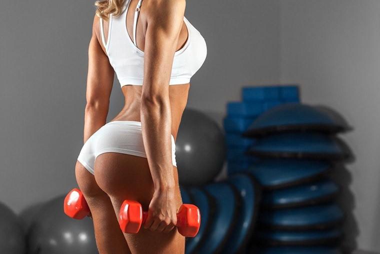 Комплекс женских упражнений на ноги и ягодицы