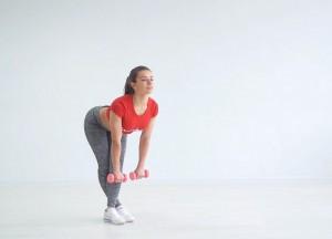 Качаем ягодицы без приседаний (комплекс домашних упражнений)