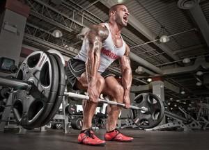 Два лучших упражнения для набора массы