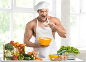 Принципы питания при занятиях спортом
