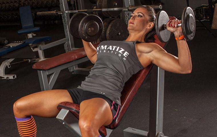 Комплекс упражнений для подтяжки бюста