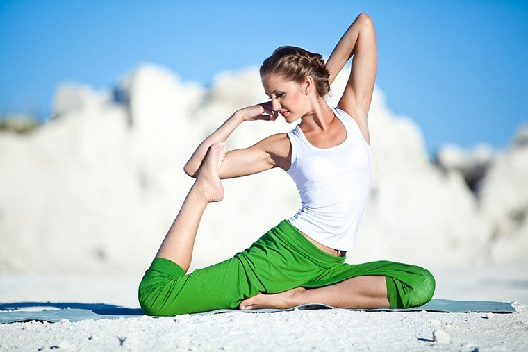 Положительные эффекты йоги для женщин