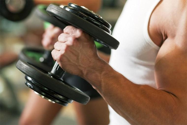 Что дает тренировка с малым весом