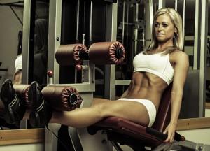 Программа тренировки ног для женщин