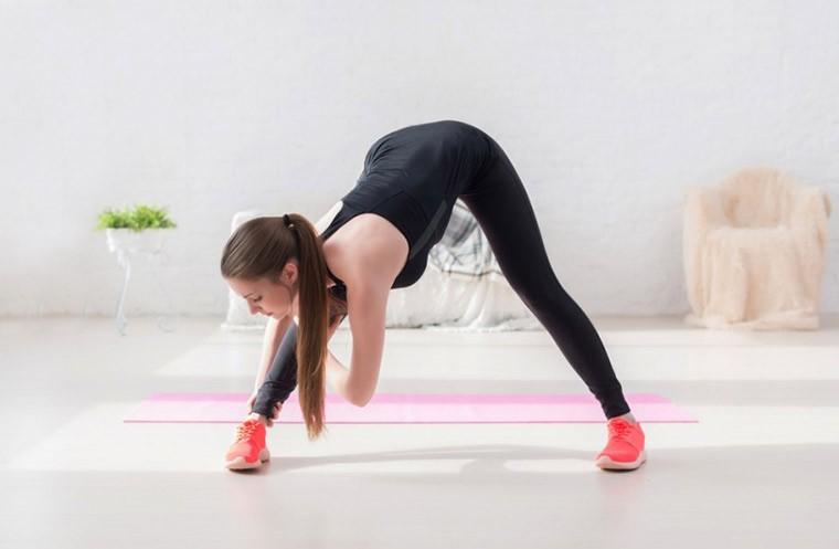 5 упражнений для ежедневной растяжки