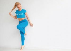 Упражнения балерин для стройных ног