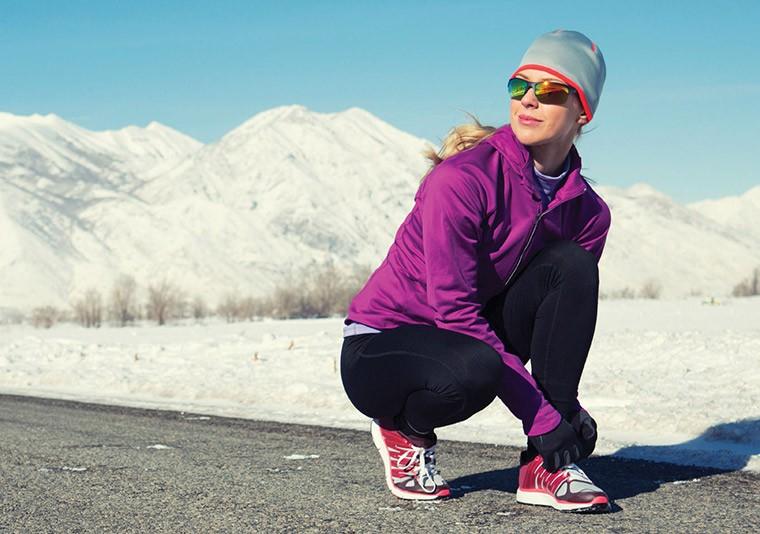 Как выбрать обувь для зимних тренировок