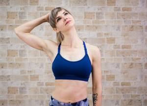 Комплекс упражнений на растяжку шеи