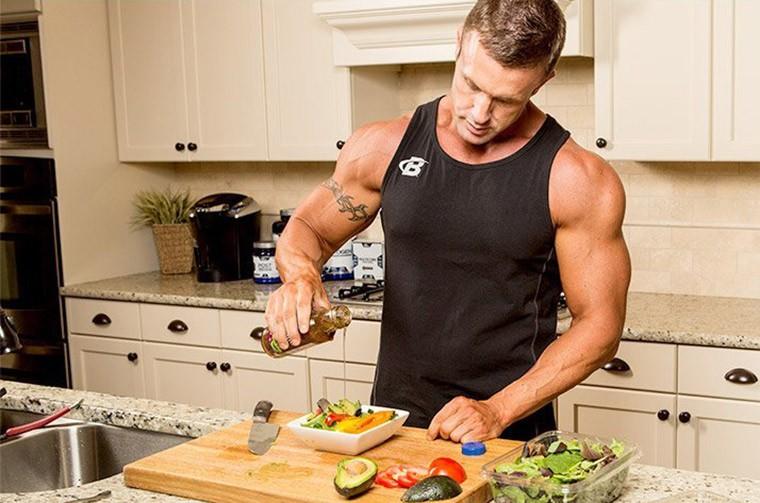 Принципы питания для похудения при занятиях спортом