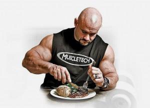 Питание для роста мышц, силы и выносливости