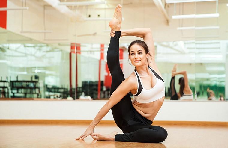 Фитнес-йога - с чего начать