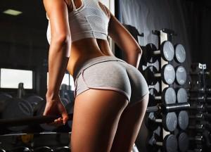Как накачать ягодицы девушке - комплекс эффективных упражнений