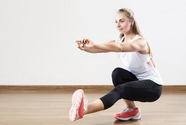Домашний комплекс упражнений для стройных ног и похудения