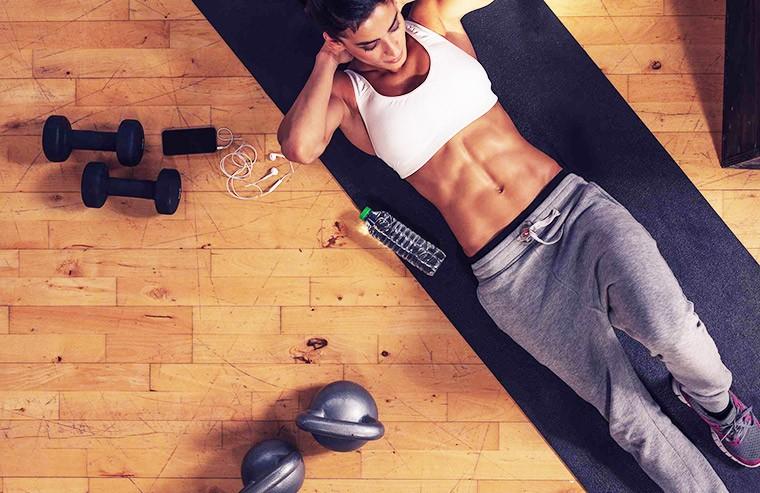 10 лучших домашних упражнений для похудения