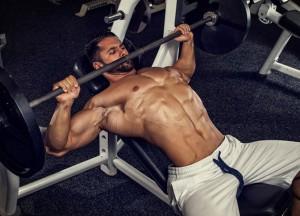 Основные силовые упражнения для груди
