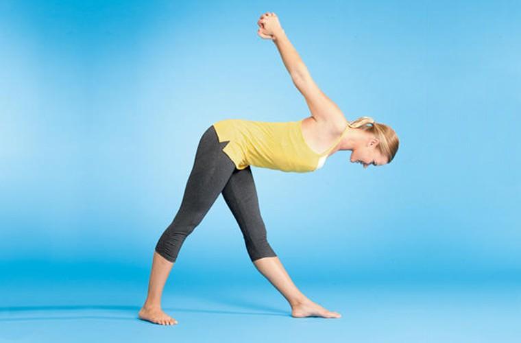 Комплекс упражнений для динамической растяжки