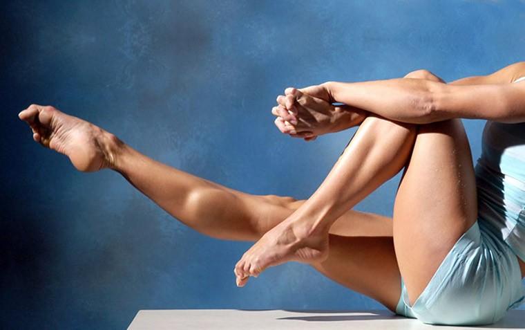 Женский комплекс для икроножных мышц