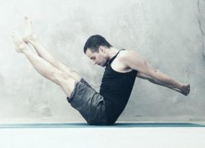 Пилатес - 10 лучших упражнений для живота