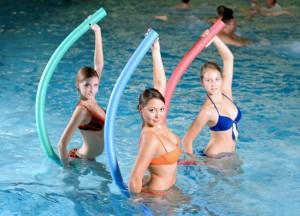 Аквааэробика - лучшее средство для похудения