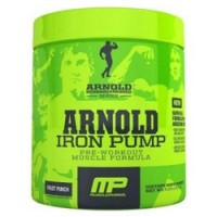 Предтренировочный комплекс Arnold Series Iron Pump (180 грамм)