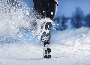 Бег зимой - 9 полезных советов