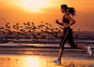 Кардио-программа - комбинация бега и ходьбы