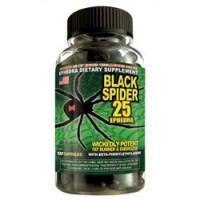 Жиросжигатель Cloma Pharma Black Spider 25 (100 капсул)