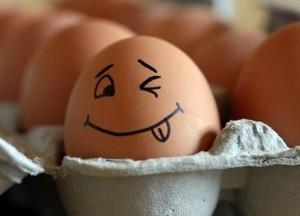 Яйца в рационе бодибилдера