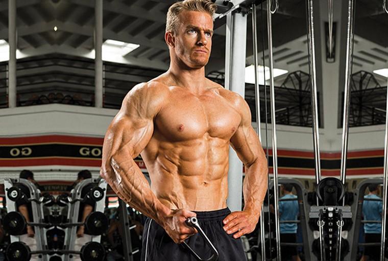 Комплекс упражнений для дельтовидных мышц
