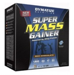 Сывороточный гейнер Dymatize Super Mass Gainer (5443 грамм)
