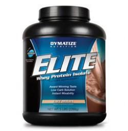 Сывороточный протеин Dymatize Elite Whey 5 lb (2270 грамм)
