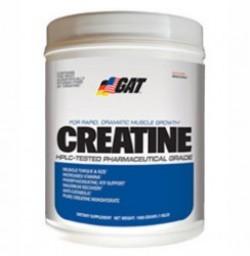 Креатин GAT Creatine Monohydrate (1000 грамм)