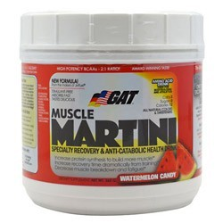 Аминокислоты GAT Muscle Martini (30 порций)