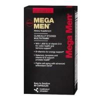 Витаминный комплекс GNC Mega Men (90 капсул)