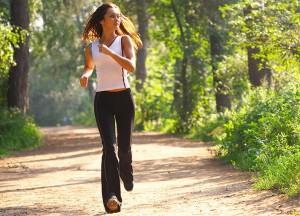 Интервальный бег - план тренировки для похудения