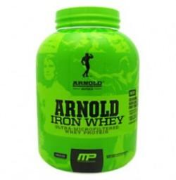 Сывороточный протеин Arnold Series Iron Whey (2270 грамм)