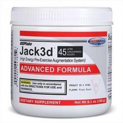 Предтренировочный комплекс Jack3d Advanced (230 грамм)