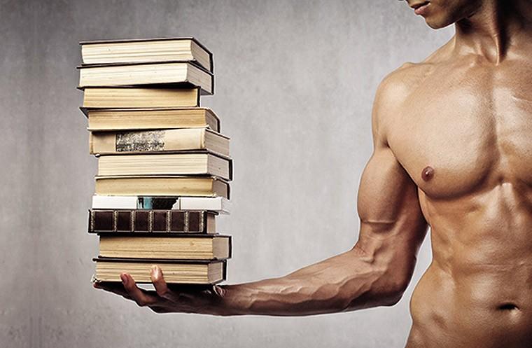 Подборка книг о тренировках, бодибилдинге и мотивации